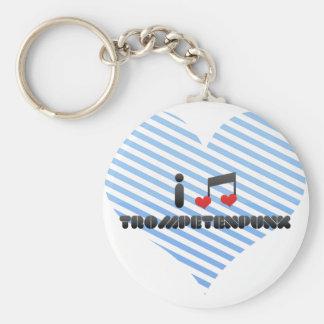 Trompetenpunk fan keychains