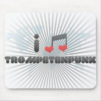 Trompetenpunk fan mousepad