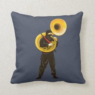 Trompetista de Ninja Almohada