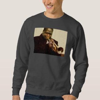 Trompetista del jazz jersey