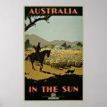 Trompf Australia In The Sun Print