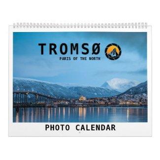 Tromso 2022 calendar