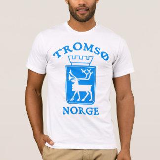 Tromsø, Noruega (Norge) Playera