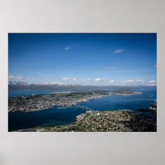 Tromsø - Norway Poster