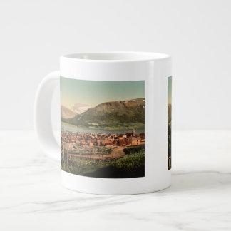 Tromso, Troms, Nord-Norge, Norway Extra Large Mug