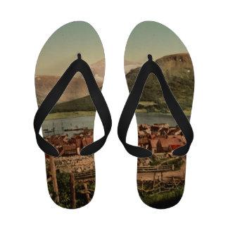 Tromso Troms Nord-Norge Norway Sandals