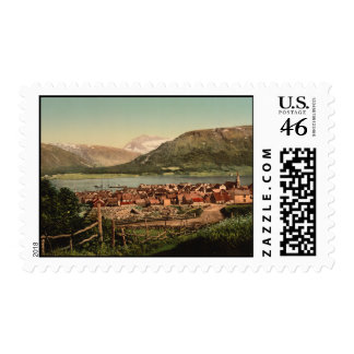 Tromso Troms Nord-Norge Norway Stamp