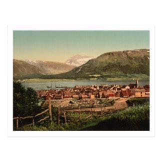 Tromso, Troms, Nord-Norge, Norway Postcard
