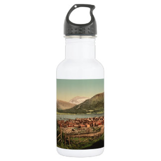 Tromso, Troms, Nord-Norge, Norway Stainless Steel Water Bottle
