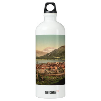Tromso, Troms, Nord-Norge, Norway Water Bottle