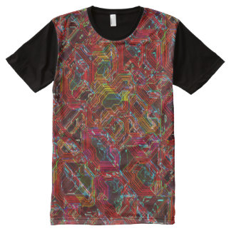 TRON-2029R All-Over PRINT T-SHIRT