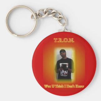 Tron Keychain