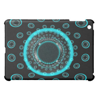 Tron Legacy Disc Blue Ipad iPad Mini Covers