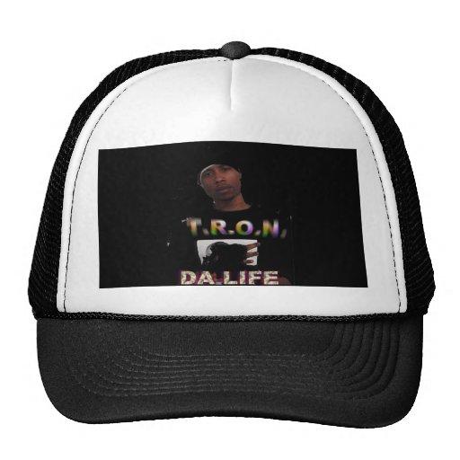 TRON MESH HAT