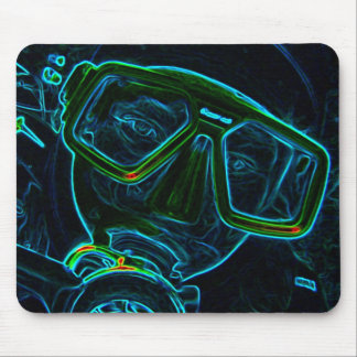 Tron Mouse Pad