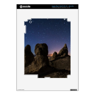 Trona and the Milky Way iPad 3 Decal