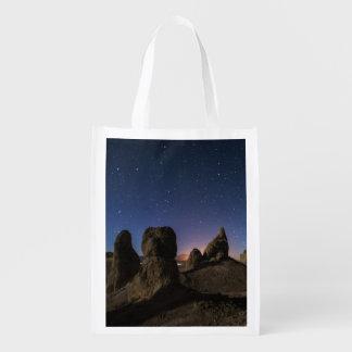 Trona and the Milky Way Reusable Grocery Bag