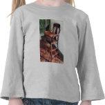 Trona de madera camisetas