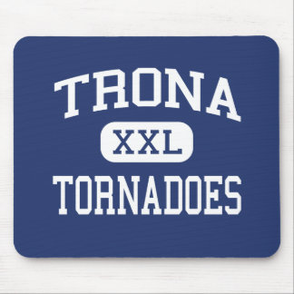 Trona - Tornadoes - High School - Trona California Mouse Pad