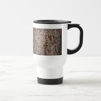 Tronco de árbol imperecedero taza térmica