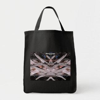 Tronco de palmera bolsa de mano