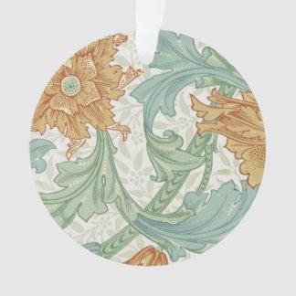 Tronco del estampado de flores de William Morris