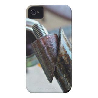 Tronco y steerer de la canilla en la bici de Case-Mate iPhone 4 cárcasa