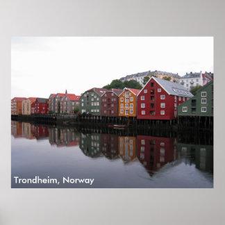 Trondheim, Norway Posters