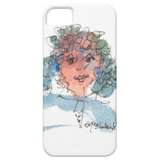 Tronie 1 iPhone 5 cover