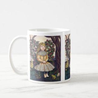 Trono de espinas taza de café