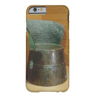 Trono funerario, período de Villanovan, 1ra mitad Funda Para iPhone 6 Barely There