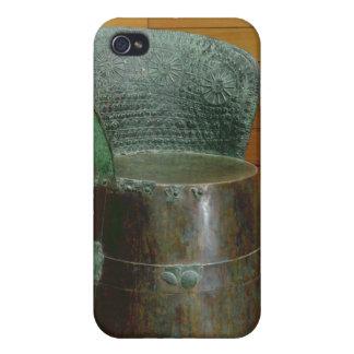 Trono funerario, período de Villanovan, 1ra mitad  iPhone 4 Carcasas