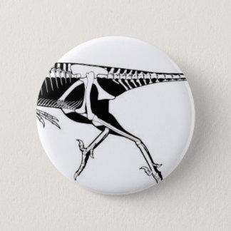 Troodon Pinback Button