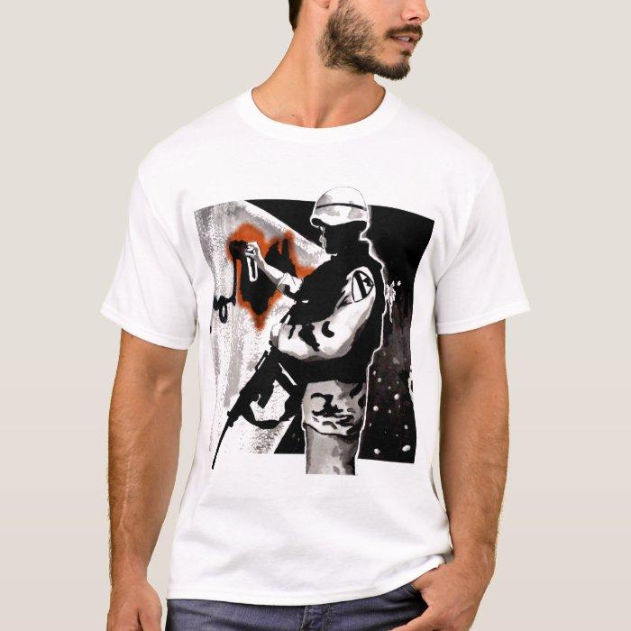 Troop Art T-Shirt