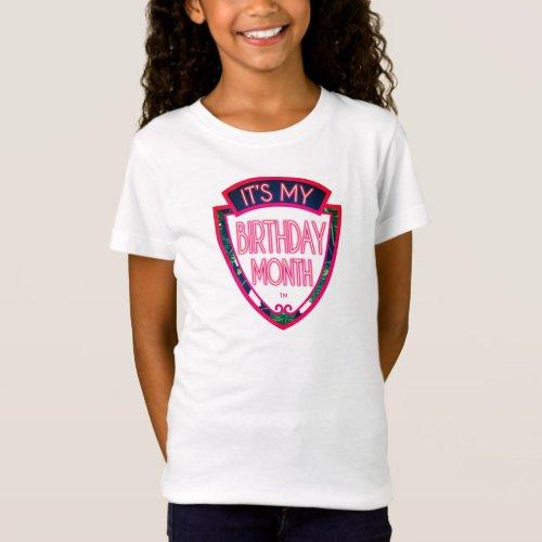 Troop Birthday Month T_Shirt