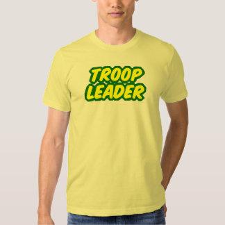 Troop Leader T Shirt