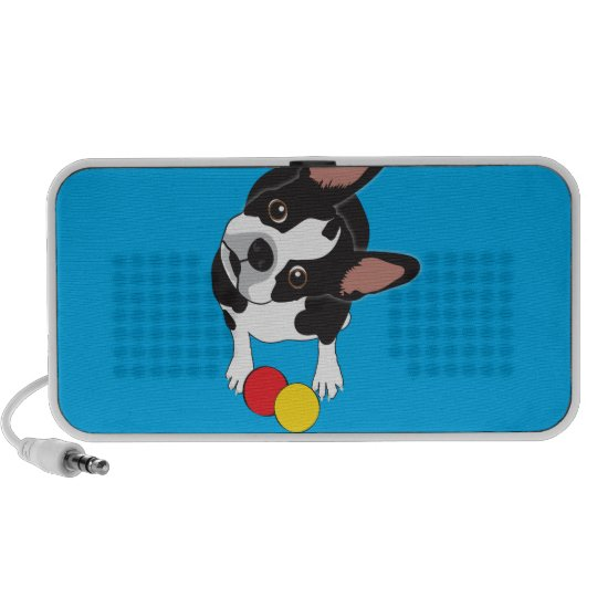 Trooper the Boston Terrier Mini Speaker
