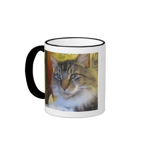 """""""Trooper The Cat"""" Mug"""