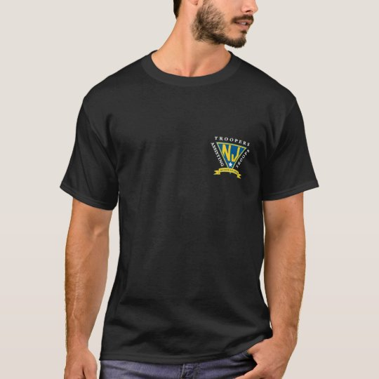 Troopers Assisting Troops T-Shirt