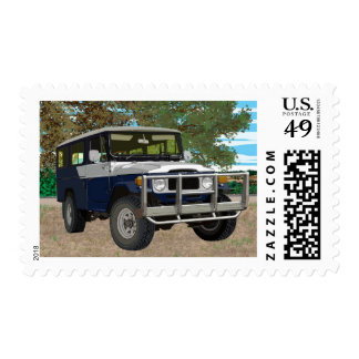 troopie people mover cruiser stamps