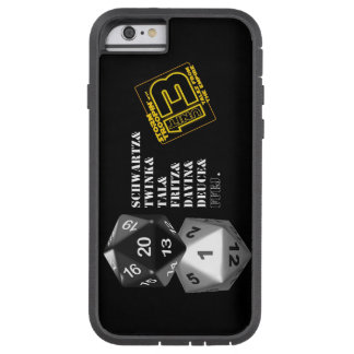 Troopin' with Unit 13 Phone Case Tough Xtreme iPhone 6 Case