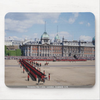 Trooping the Color, London, England, U.K. Mouse Pad