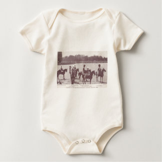 Trooping the Colour 1903 1 Baby Bodysuit