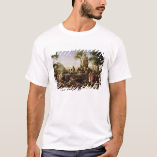 Troops halted on the Banks of the Nile T-Shirt