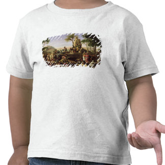 Troops halted on the Banks of the Nile Tee Shirts