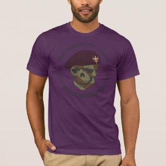 trooptroop troops Nec Temere Nec timid one T-Shirt