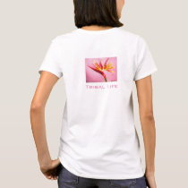 Tropcial Flower T-Shirt