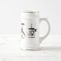 Trophies Beer Stein
