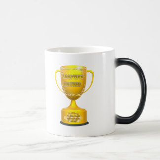 Trophy Adoptive Mother Mothers Day Gifts Magic Mug