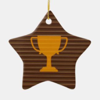 Trophy Award Cup Winner Success NVN278 Sports GIFT Ornaments